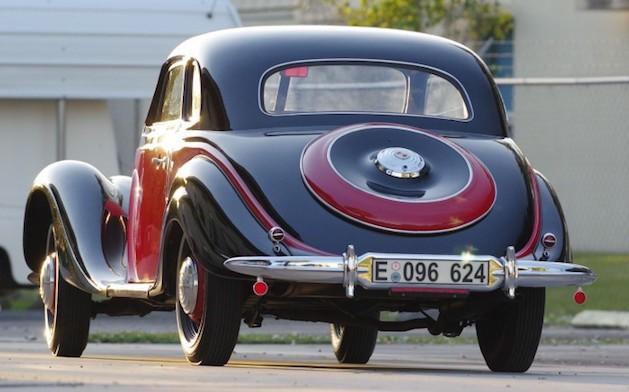 1954 EMW 327:3 rear