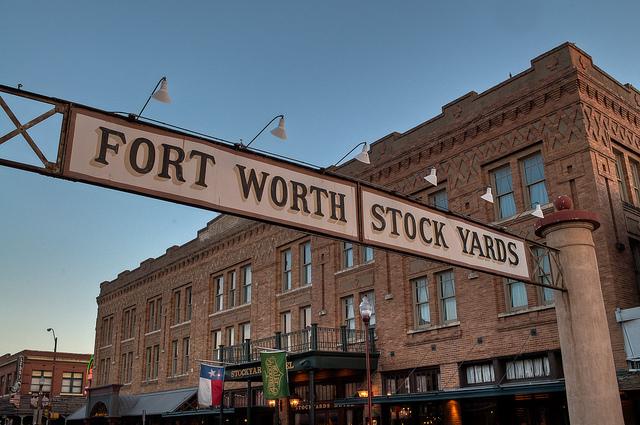 Fort Worth Stockyards Hotel