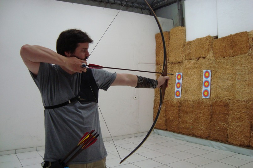 Testing the longbow