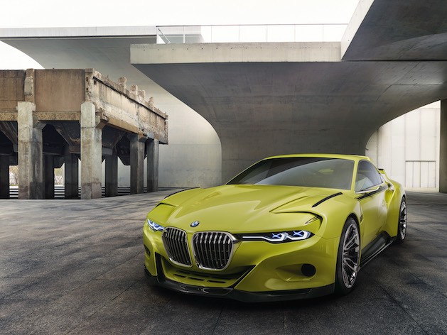 "BMW E9 ""3.0 CSL HOMMAGE"""