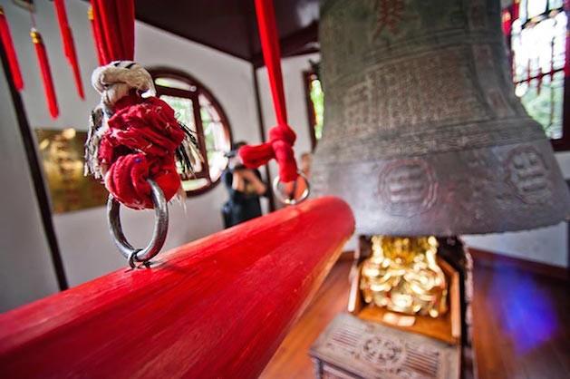 bell in suzhou china
