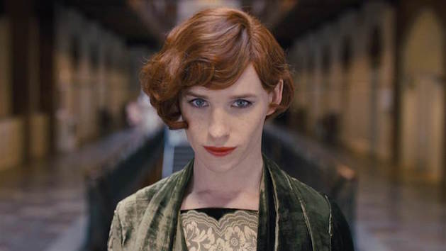 eddie redmayne in the danish girl
