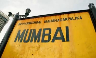 sign for Mumbai
