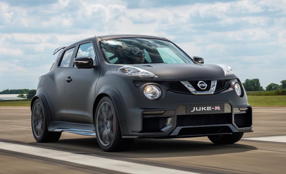 2016 Nissan Juke-R 2.0