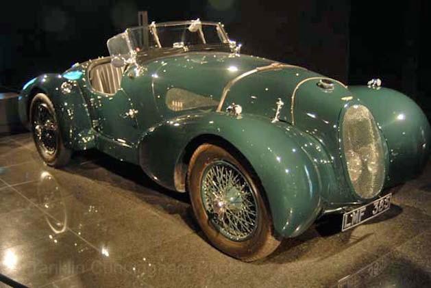 Aston Martin Type C Speed Model 1939