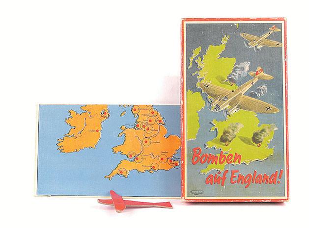 Bomben Auf England board game