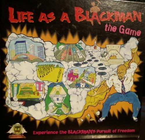 Life As A Blackman board game