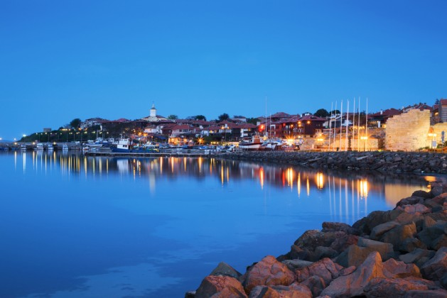 Nessebar is an ancient town and one of the major seaside resorts on the Bulgarian Black Sea Coast