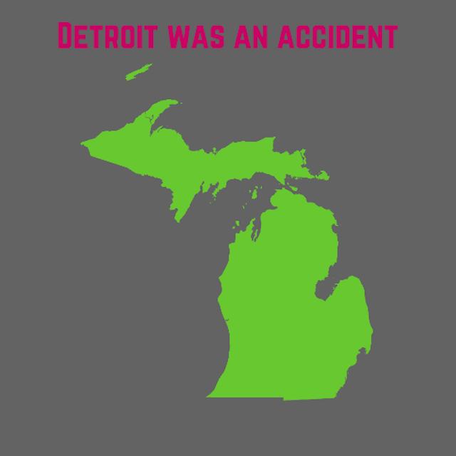 detroit state slogan