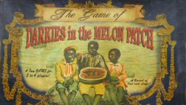 darkies in the melon patch