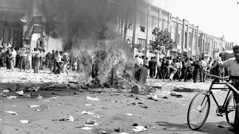 Iranian Coup, The 20th Century