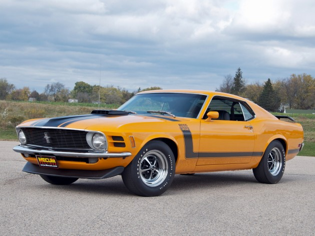 5 most iconic american muscle cars - carspoon