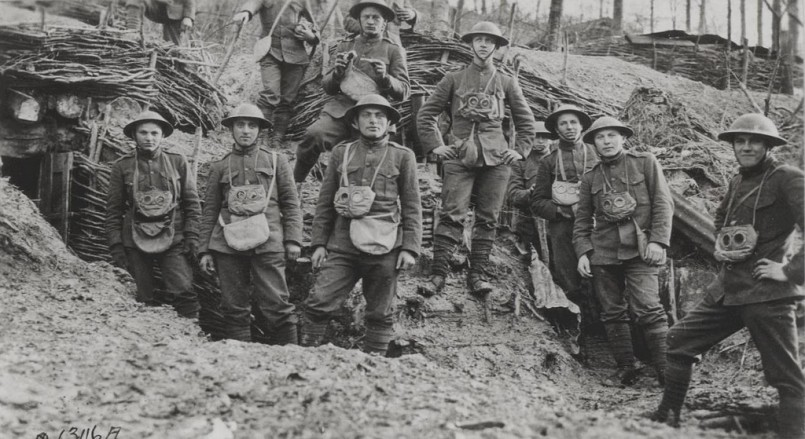 The 20th Century, WWI
