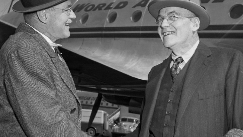 Photo: www.nytimes.com - Two Brothers Who Wrecked The 20th Century For All Of Us