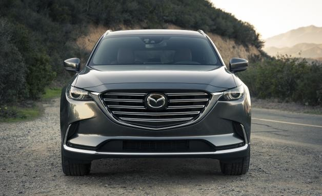 2016 mazda cx-9 in grey