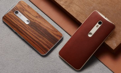 Motorola Moto X Pure Edition Wood Edition