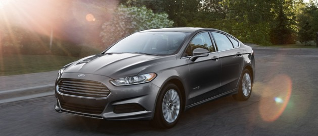 2016 Ford Fusion Grey