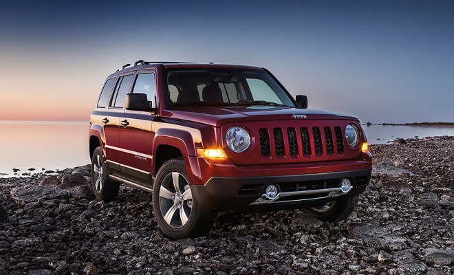 Jeep Patriot Lease >> 2016 Jeep Patriot Red