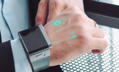 ASU Projection Wearable smartwatch