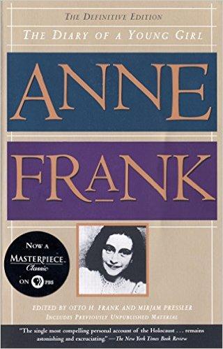 Diary of Anne Frank Novel