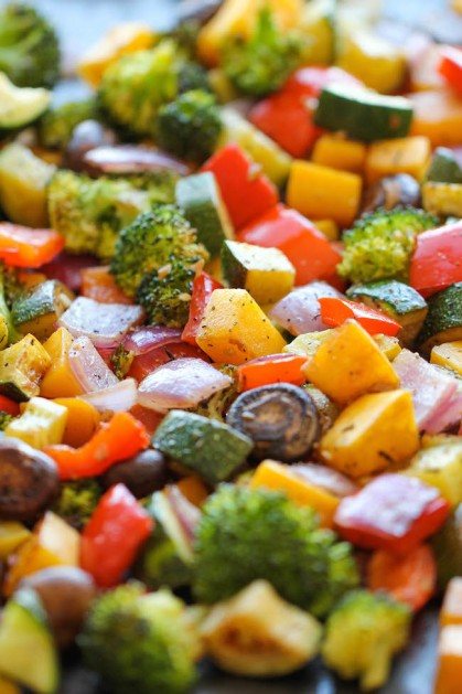 Roasted Vegetables
