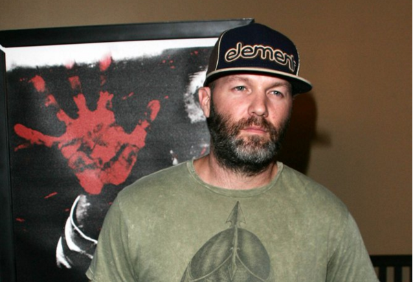 Fred Durst Banned From Ukraine  Celebrity Tune