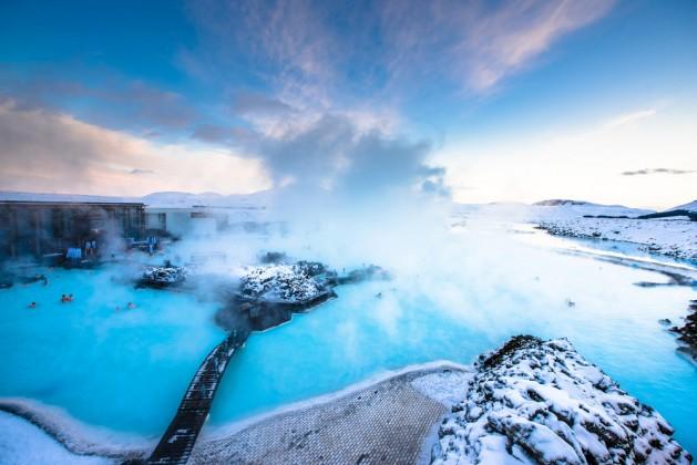Blue Lagoon Ice Land