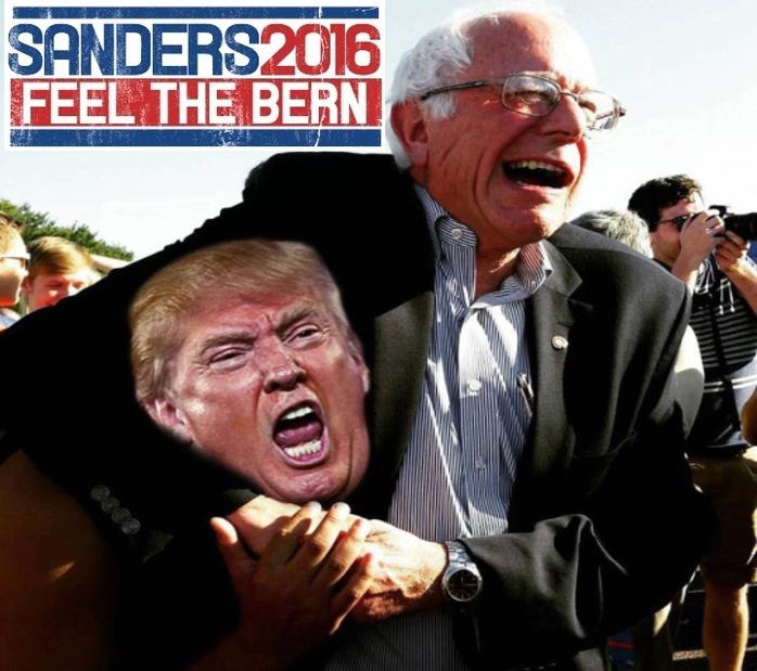 Bernie-Sander-v-sDonald-Trump