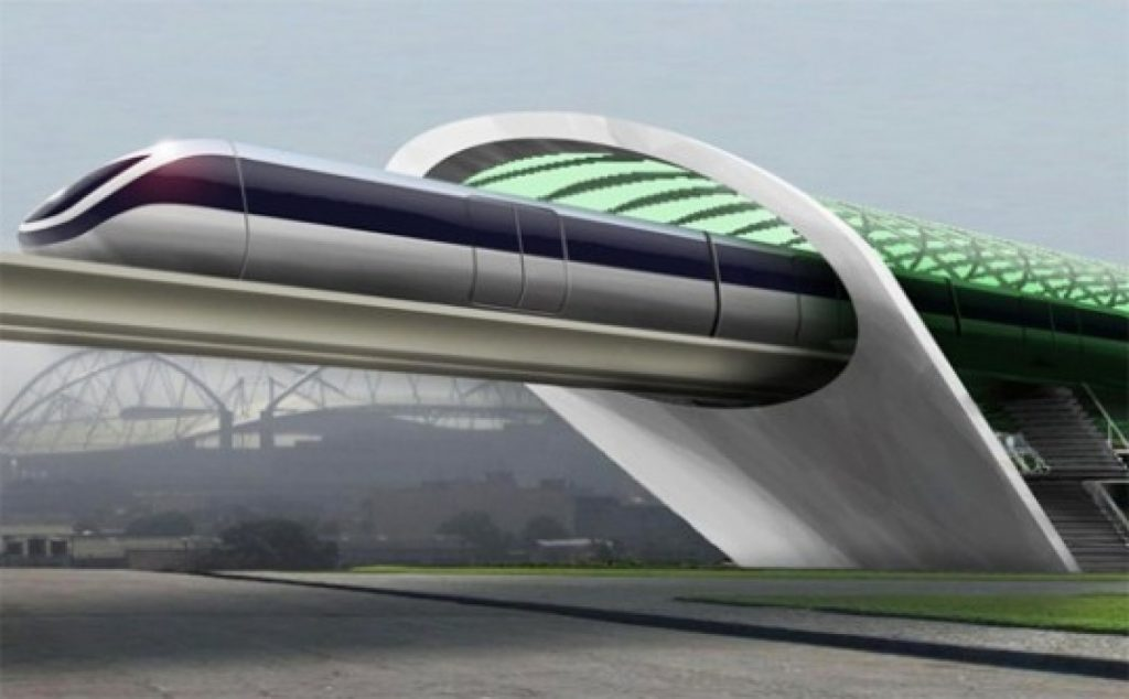 Elon Musk Hyperloop