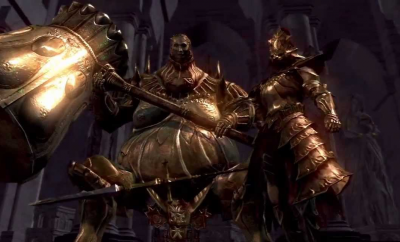 Ornstein and Smough Boss