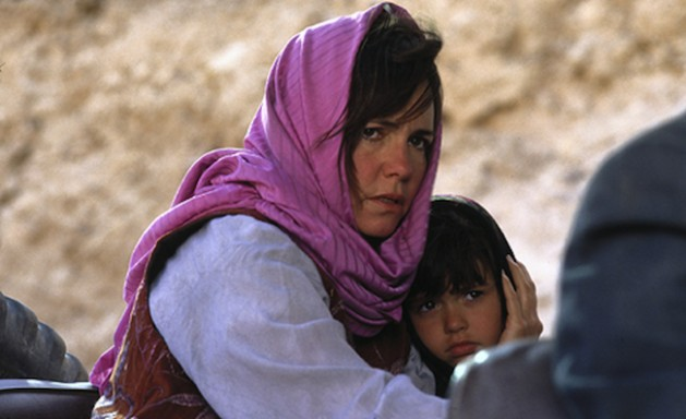 Sally Field in Not Without My Daughter