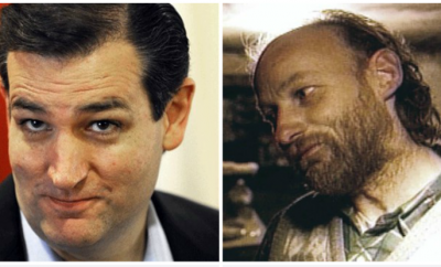 Canadians Ted Cruz and Robert Picton