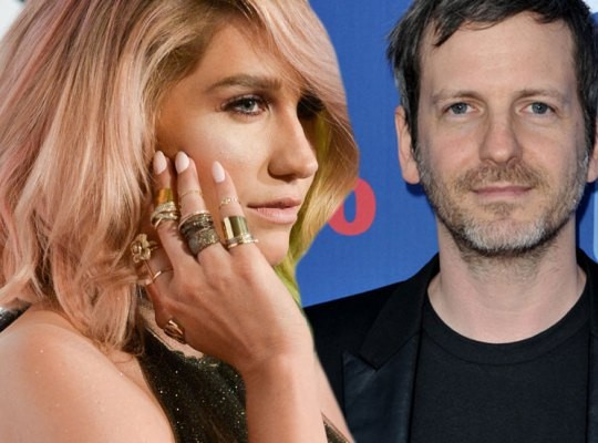 Dr Luke and Kesha