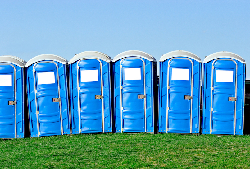 Used portable toilet autos weblog for Porta johns for sale