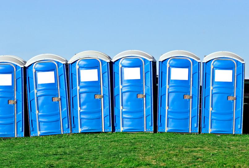 Used portable toilet autos weblog for Porta johns for sale