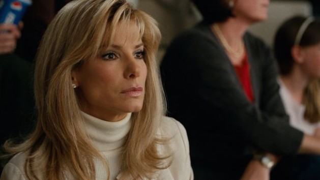 sandra bullock the blind side