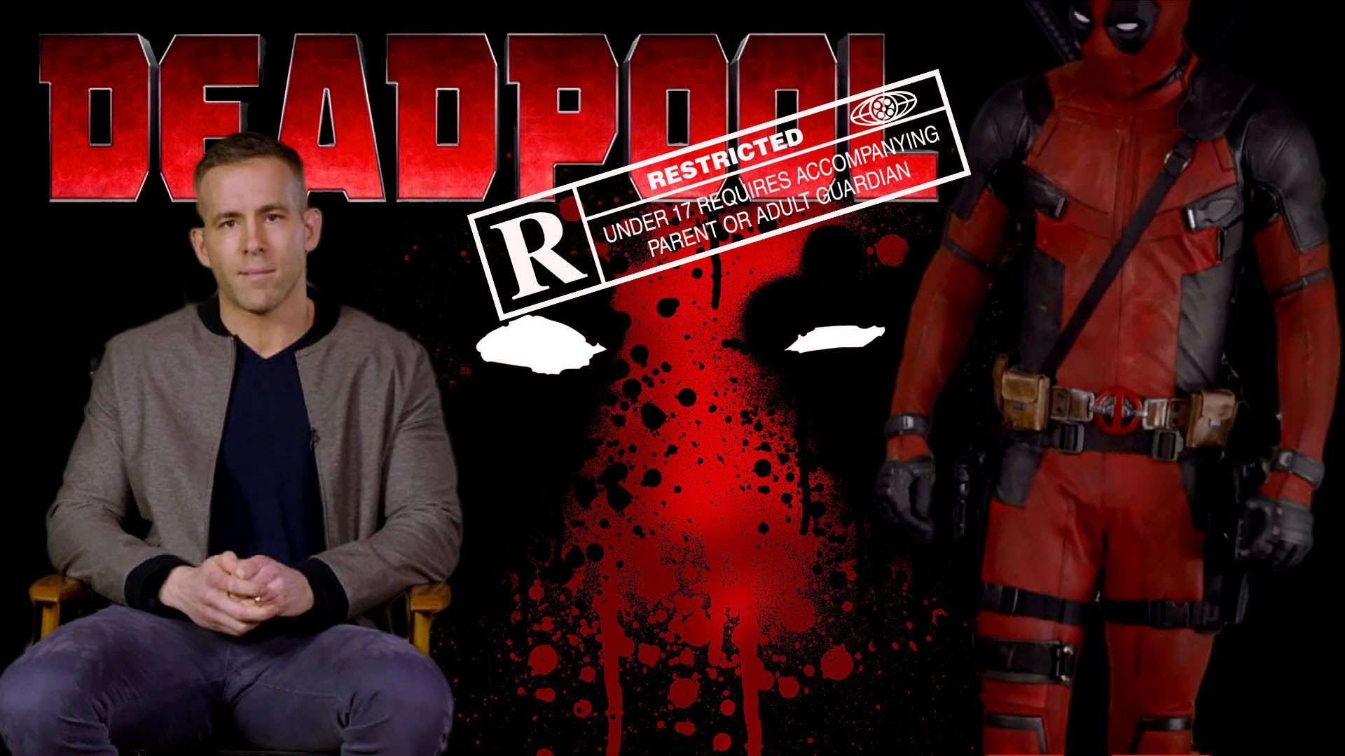 Deadpool R-Rating