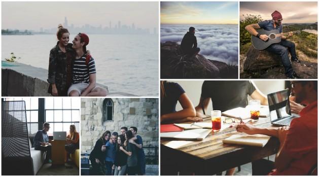Millennial Collage