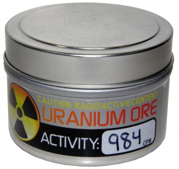 Uranium Ore Amazon