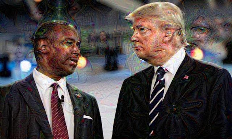 Image: Deep Dream