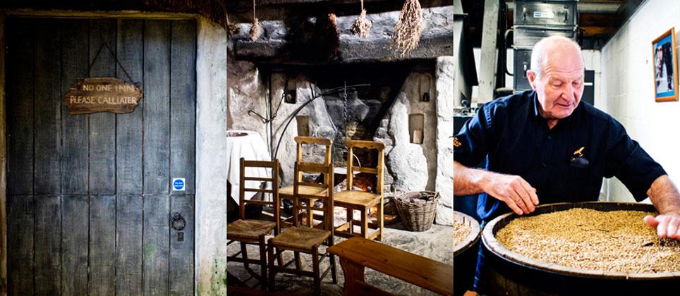 Image: Arran Distillery