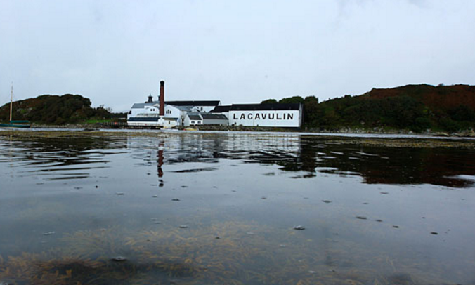 Image: Discovering Distilleries/Lagavulin