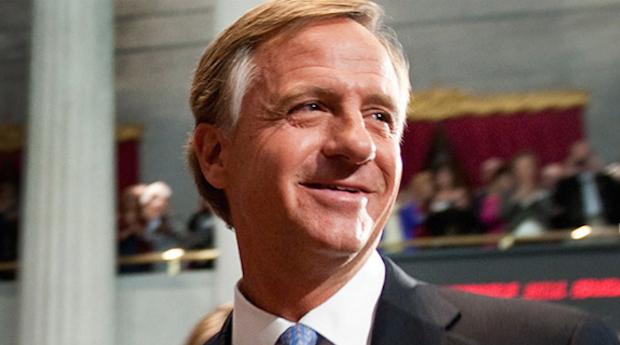 bill haslam inauguration event 2015