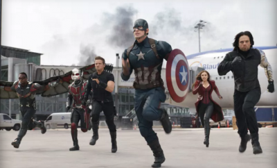 captain american civil war movie still