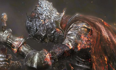 dark souls 3 review game promotional material