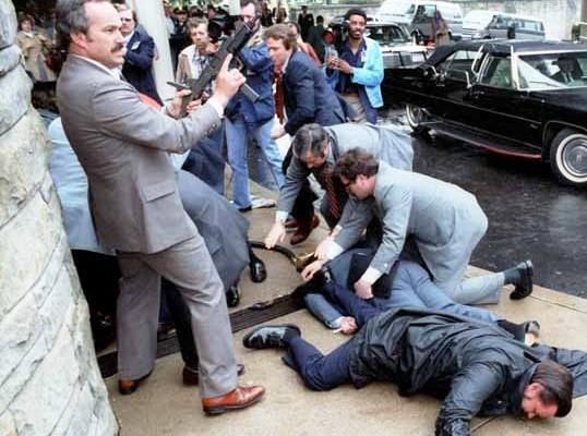 reagan assassination
