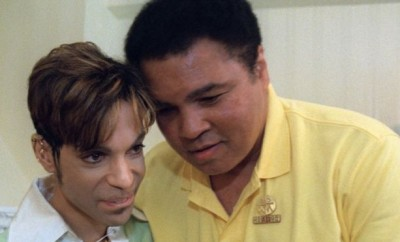 Prince and Ali