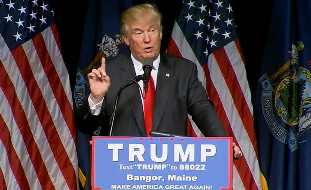 Donald Trump tears into GOP rivals as Mitt Romney lashes into him