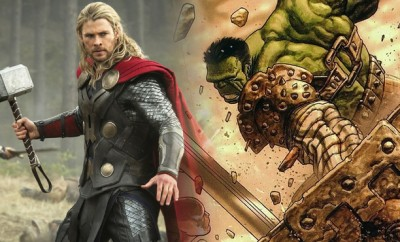 Hulk Armor Thor Ragnarok