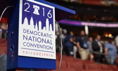 Image: Democratic National Convention